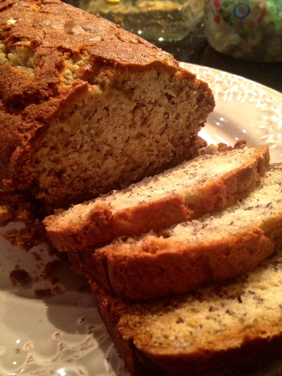 Banana Bread Cooking From The Heart